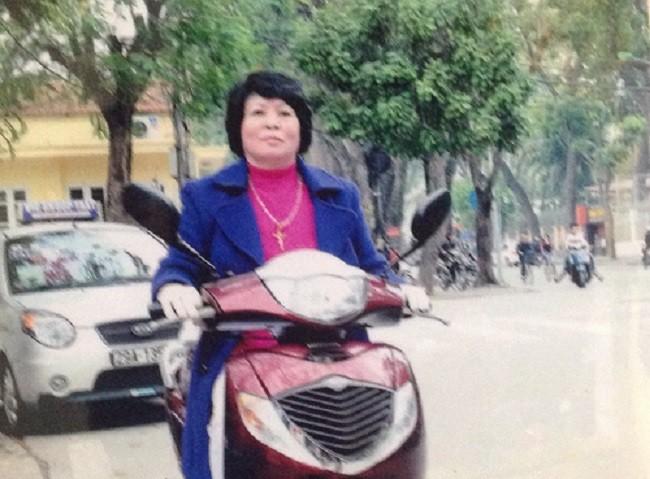 Bà Nguyễn Hồng Lương lúc sinh thời.