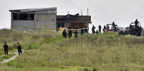 Đường hầm bí mật giúp trùm ma túy Mexico vượt ngục