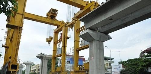 Hoàn tất thời gian khai thác đường sắt Cát Linh - Hà Đông