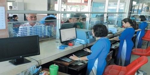 Ngành đường sắt bán được hơn 73.000 vé tàu Tết Bính Thân