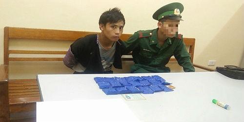 Sơn La: Bắt đối tượng mang 4000 viên ma túy tổng hợp