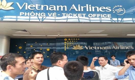 """Vụ """"luộc khách"""": Tường trình của cơ trưởng Vietnam Airlines viết gì?"""