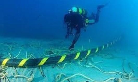 Cáp quang biển AAG dự kiến 21/08 hoàn thành việc sửa chữa