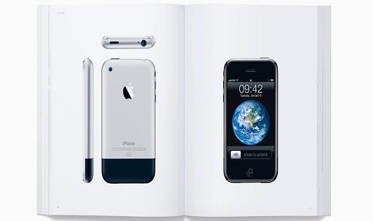 Apple phát hành sách 20 năm thiết kế sản phẩm