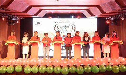 Giáo dục quản lý tài chính Cha-Ching 2017 được khởi động tại Hà Nội