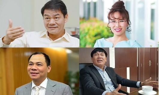 Điều chưa biết về 2 tỷ phú Việt Nam vừa được thế giới công nhận