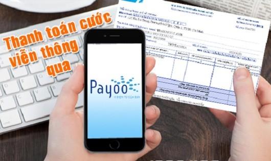 khách hàng có thể thanh toán cước viễn thông của VNPT VinaPhone Hà Nội qua ứng dụng Ví điện tử PayOO kể từ kỳ cước tháng 7/2016