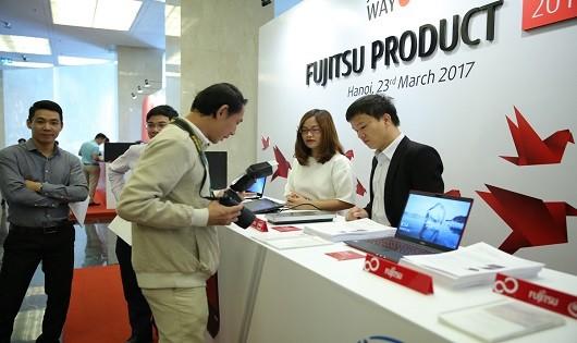 Một số laptop thuộc U7 series của Fujitsu sẽ có mặt tại thị trường Việt Nam trong quý 2 tới.
