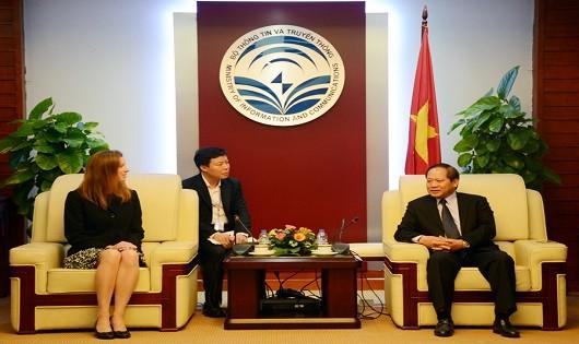 Facebook cam kết gỡ bỏ những thông tin xấu độc, vi phạm pháp luật Việt Nam