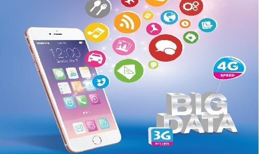 Các gói cước DATA mới dùng chung trên mạng 3G, 4G được VinaPhone cung cấp từ ngày 3/7/2017  có giá cước dung lượng theo tháng rẻ nhất trên thị trường hiện nay.