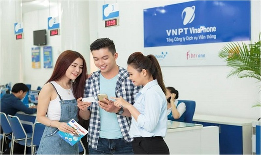 VNPT xếp thứ 3 còn VinaPhone xếp thứ 6 trong bảng xếp hạng giá trị thương hiệu của Forbes Việt Nam