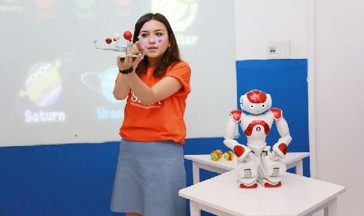 Cơ hội khám phá khoa học cùng robot giáo dục thông minh nhất thế giới