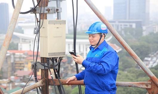 Chất lượng mạng 3G/4G của VinaPhone vượt chuẩn