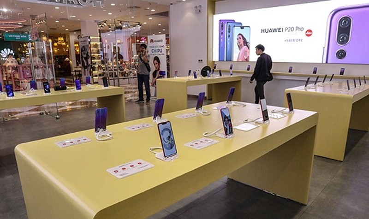 Huawei đứng đầu thế giới về số lượng hợp đồng thương mại 5G được ký kết