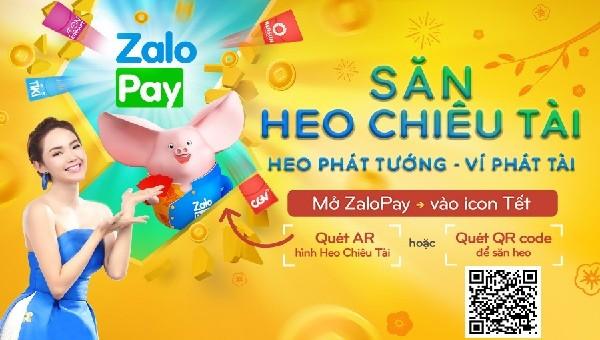 """Trong MV """"Con heo đất"""", ca sĩ Minh Hằng sẽ hướng dẫn cách nuôi heo trên ZaloPay"""