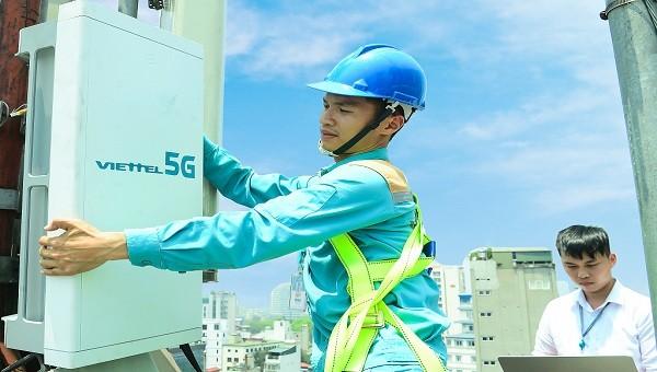 Hiện tại, tốc độ kết nối trong các bài thử nghiệm mạng 5G đầu tiên dao động từ 1000 - 1300Mbps