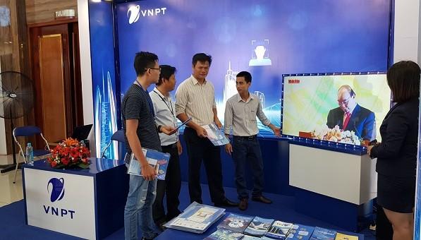 Nhiều giải pháp công nghệ sáng tạo được giới thiệu tại Hội thảo hợp tác phát triển CNTT-TT Việt Nam lần 23