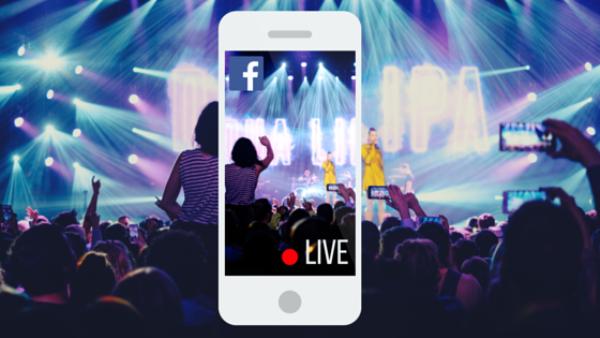 Bộ Thông tin và Truyền thông đề nghị Facebook chỉ cho tài khoản định danh được livestream