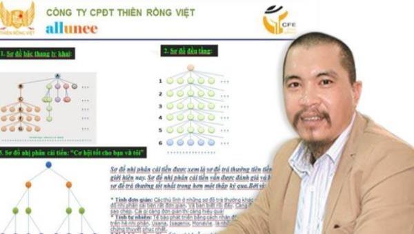 Nguyễn Hữu Tiến và các đồng phạm đã lừa hơn 10.000 người, chiếm đoạt hơn 40 tỷ đồng.