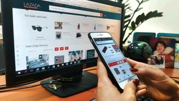 Gần 5.200 gian hàng bán online bị xử lý vì lợi dụng dịch Covid-19 để tăng giá