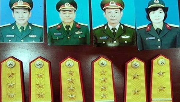 Truy tố tướng quân đội 'dỏm' lừa 1.000 người