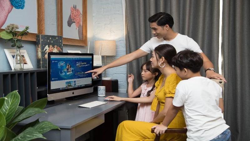 Từ ngày 01/03/2020, các gói Home Combo này sẽ được tăng gấp đôi tốc độ Internet, từ 50Mbps lên 100Mbps.