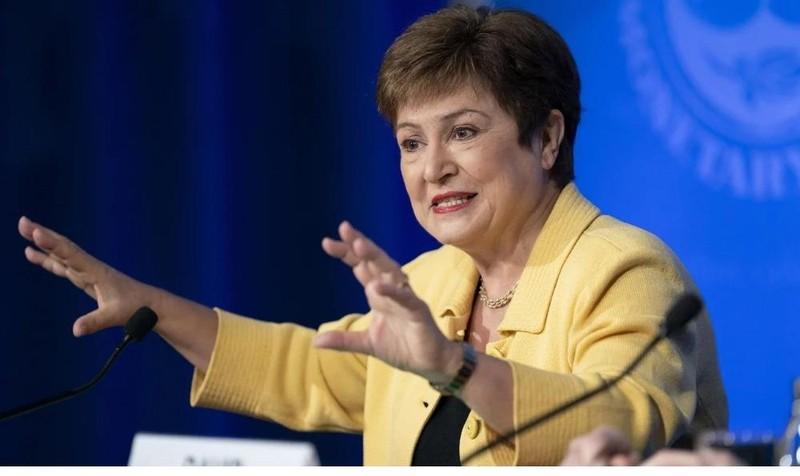 IMF: Tăng trưởng kinh tế toàn cầu sẽ chậm lại đáng kể do Covid-19