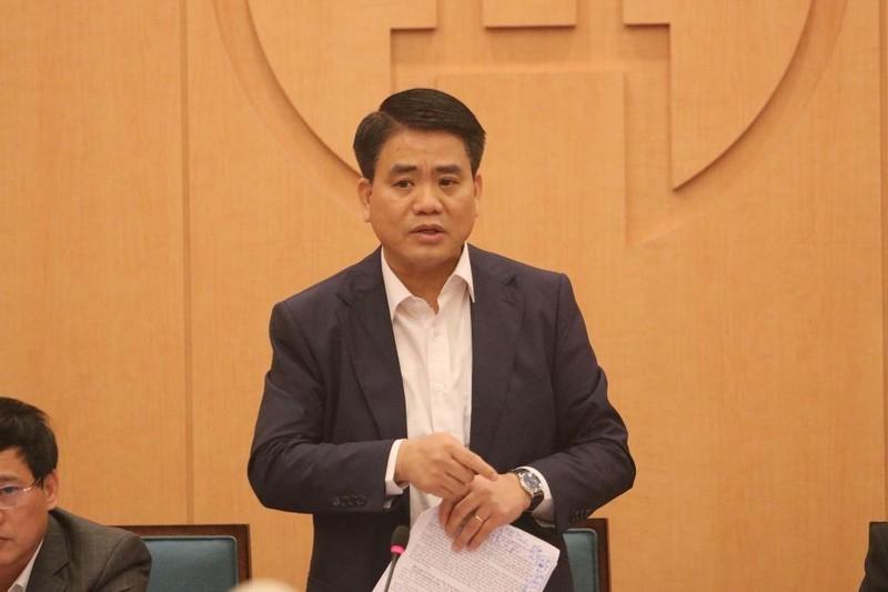 Chủ tịch UBND tp.Hà Nội Nguyễn Đức Chung quyết định, tuần tới, chỉ học sinh bậc THPT của Hà Nội đi học trở lại.