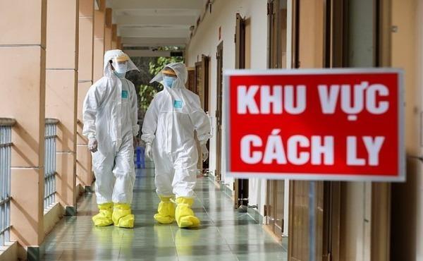 Tình hình lây nhiễm Covid-19 tại Việt Nam