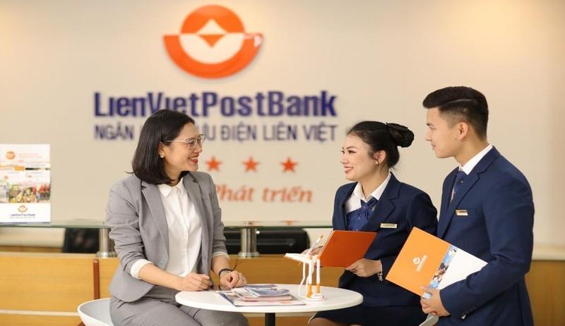 LienVietPostBank tăng vốn điều lệ lên gần 10.000 tỉ đồng