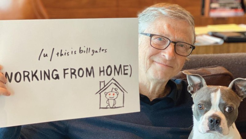 """Ồ, """"tâm thư"""" của Bill Gates về Covid-19 chỉ là trò giả mạo"""