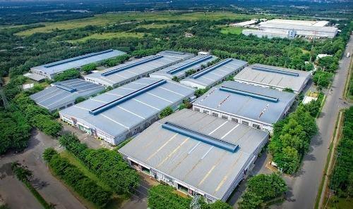BĐS công nghiệp vẫn là kênh hút mạnh vốn đầu tư nước ngoài.