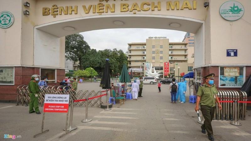 """Dồn mọi nguồn lực xử lý triệt để các """"ổ dịch"""" Bệnh viện Bạch Mai, Quán bar Buddha"""