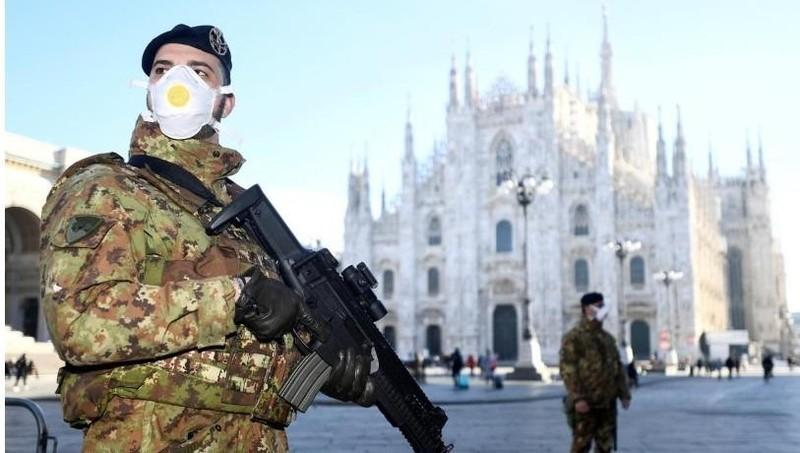 Chuyên gia dự báo giữa tháng 5 dịch Covid-19 sẽ kết thúc ở Italy