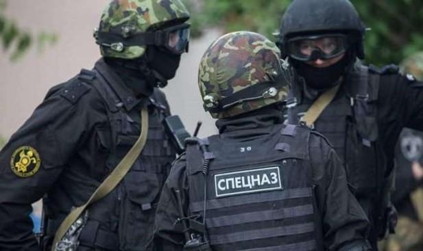 Lực lượng an ninh Nga. Ảnh: TTXVN/urdupoint