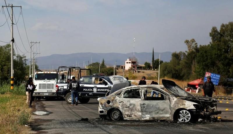 Cảnh sát dồn lực chống Covid-19, tỷ lệ tội phạm ở Mexico gia tăng