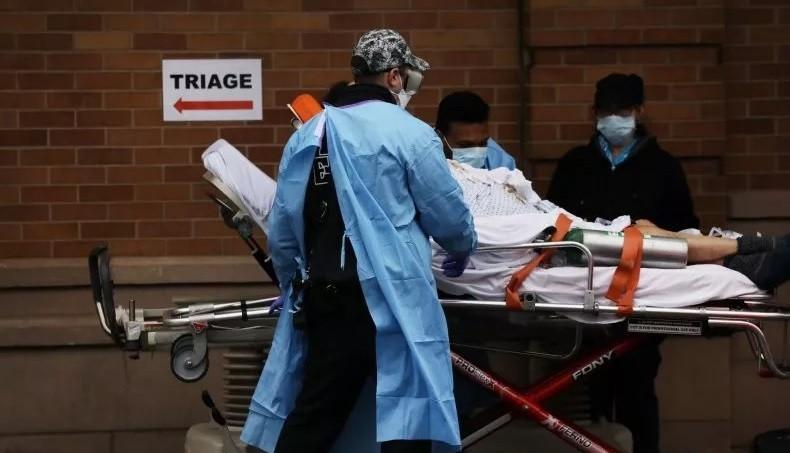 Tình hình COVID-19 đến 18 giờ ngày 4/4: Mỹ có 1.400 người chết chỉ trong 1 ngày