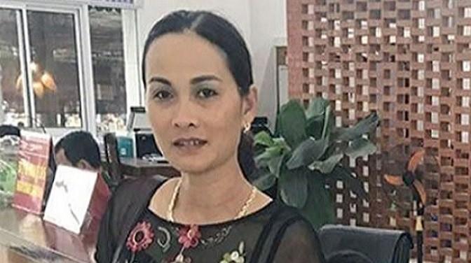 Nguyễn Thị Lệ Ánh - bà trùm điều hành đường dây ma túy liên tỉnh. Ảnh cơ quan công an.