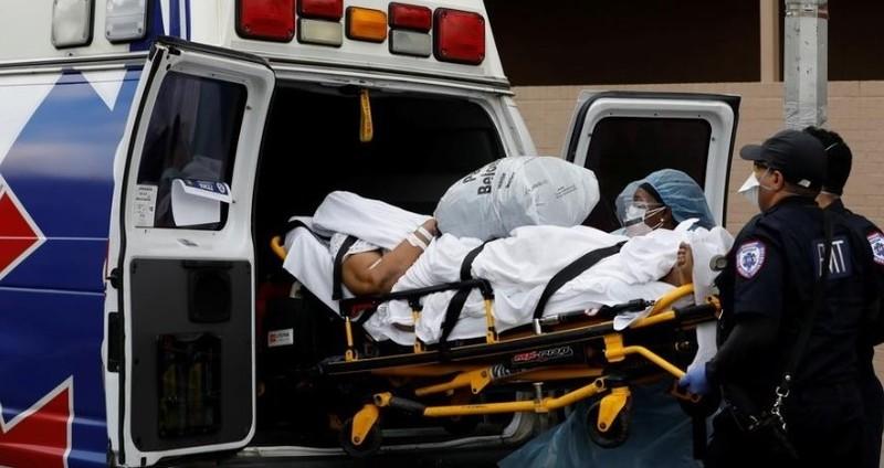 Dịch Covid-19 đến 7h00 ngày 5/4: Hơn 64.000 người chết trên toàn cầu, báo hiệu một tuần căng thẳng