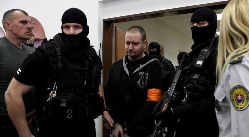 Kẻ giết nhà báo ở Slovakia bị kết án 23 năm tù
