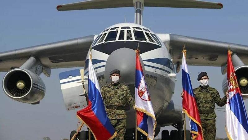 Nga gửi nhân viên quân sự và thiết bị tới Bosnia và Herzegovina