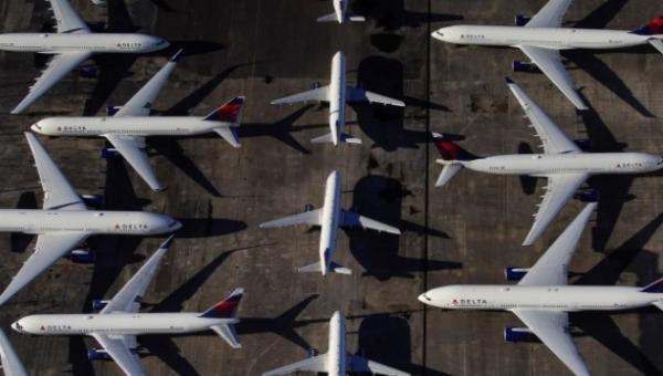 Hàng không toàn cầu thiệt hại 314 tỷ USD vì Covid-19