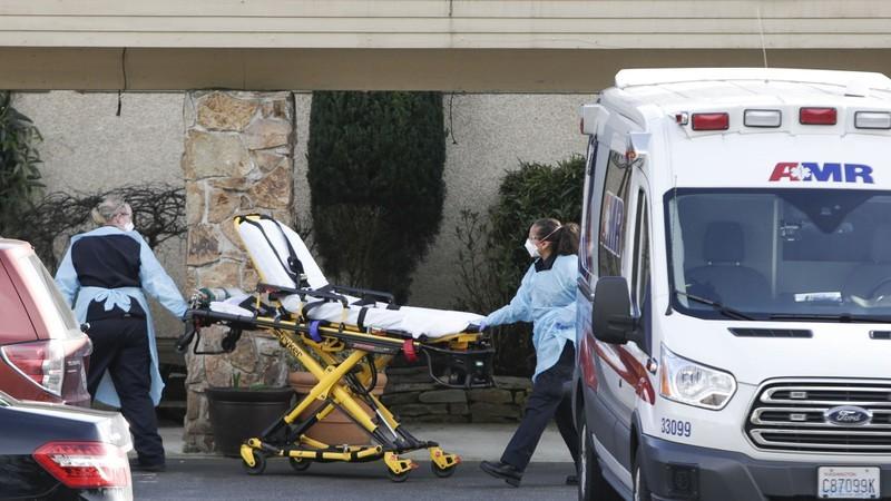 Mỹ ghi nhận 2.284 ca tử vong trong 24 giờ qua