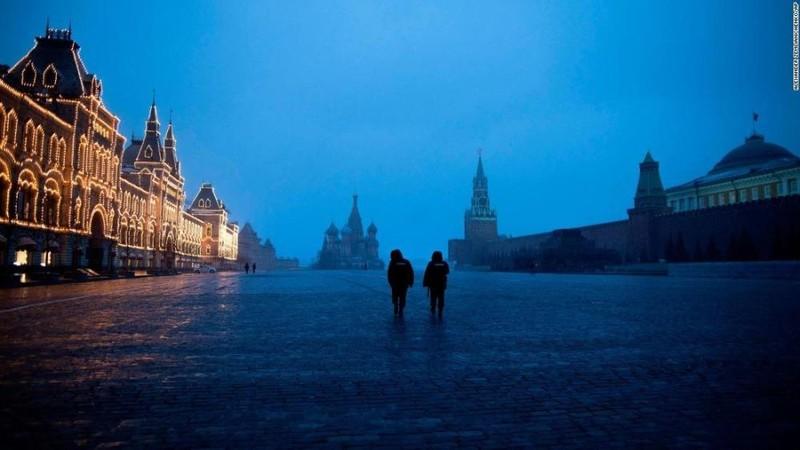 Nga ghi nhận thêm 3.448 người nhiễm mới trong 1 ngày
