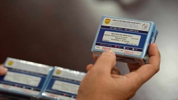 Bộ xét nghiệm Covid-19 của Việt Nam đạt tiêu chuẩn châu Âu