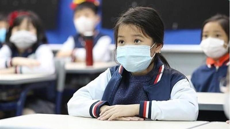 Bộ Giáo dục: học sinh đi học trở lại phải đeo khẩu trang, thực hiện giãn cách