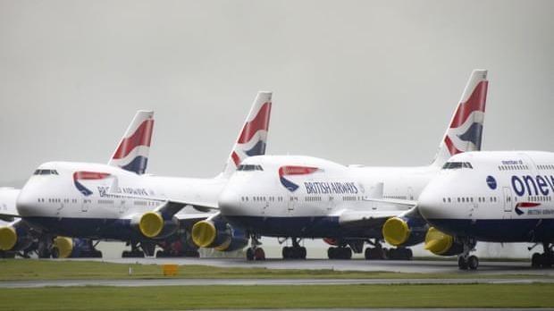 Châu Âu tính cách cứu ngành hàng không