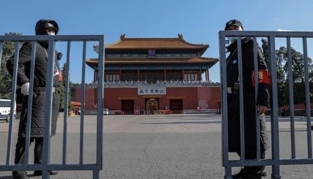 Trung Quốc mở lại Tử Cấm Thành