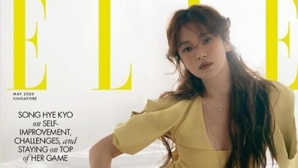 Song Hye Kyo bóng gió nguyên nhân chia tay Song Joong Ki