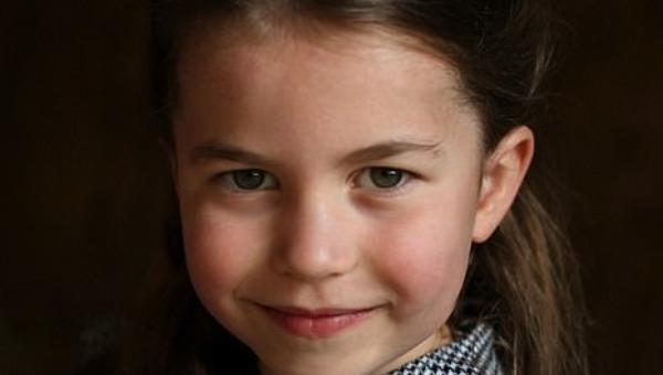 Công chúa nước Anh Charlotte